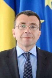 Minister Delegate for Liaison with Parliament<br>Mihai Alexandru Voicu