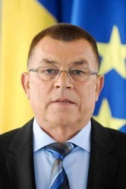 Minister of Interior <br>Radu Stroe