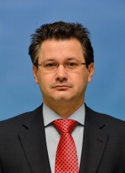 Minister Delegate for higher education, scientific research and technological development<br>Mihnea Cosmin Costoiu