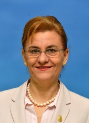 Minister Delegate for SMEs, business environment and tourism<br>Maria Grapini