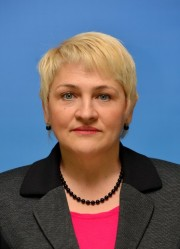 Minister for Water, Forests and Fisheries<br>Lucia Ana Varga
