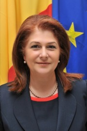 Minister of Environment and Climate Change<br> Rovana Plumb