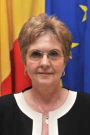 Minister of Labour, Family Social Protection and elderly <br>Mariana Câmpeanu