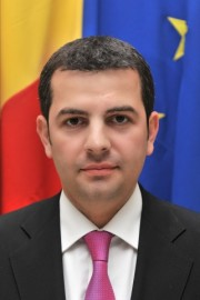 Minister of Agriculture and Rural Development<br> Daniel Constantin
