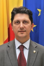 Minister of Foreign Affairs<br> Titus Corlatean