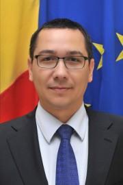 Prime Minister <br>Victor-Viorel Ponta