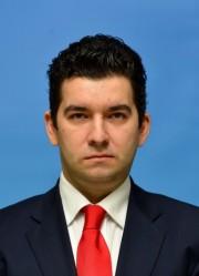 Ministre délégué au Budget<br>Liviu Voinea