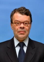 Ministre de la Culture<br>Daniel Constantin Barbu