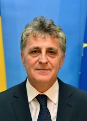 Ministre de la Défense Nationale <br>Mircea Duşa