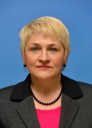 Ministre déléguée aux Eaux, Forêts et à la Pisciculture<br>Lucia Ana Varga