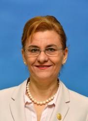 Ministre déléguée aux petites et moyennes entreprises, au milieu des affaires et au tourisme<br>Maria Grapini