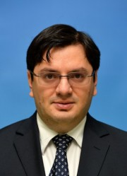 Minister of Youth and Sports<br>Nicolae Banicioiu