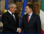 Romanian Prime Minister Calin Popescu-Tariceanu and Italian Prime Minister Romano Prodi have decided to send European Commission President Jose Manuel Barroso a joint letter on the issues related to the Roma minority. This announcement has been made on the occasion of the joint press conference held in Rome.