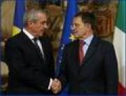Le Premier ministre de la Roumanie, Calin Popescu-Tariceanu et le Président du Conseil des ministres de l`Italie, Romano Prodi, ont décidé de transmettre au président de la Commission européenne, José Manuel Barroso, une lettre relative à la problématique de la minorité rome. L`annonce a été faite lors de la conférence de presse conjointe tenue aujourd`hui à Rome.