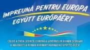 La réunion commune de gouvernement roumano - hongroise, qui a eu lieu aujourd`hui à Sibiu, capitale culturelle européenne, a eu succès, ayant pris fin par la signature de15 documents, a déclaré le Premier ministre Calin Popescu-Tariceanu.