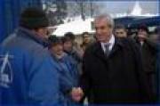Le Gouvernement allouera l`année prochaine des fonds pour la finalisation de l`Hôpital de Falticeni, a annoncé le Premier ministre Calin Popoescu-Tariceanu, lors de la visite effectuée sur le chantier de construction de l`hôpital.